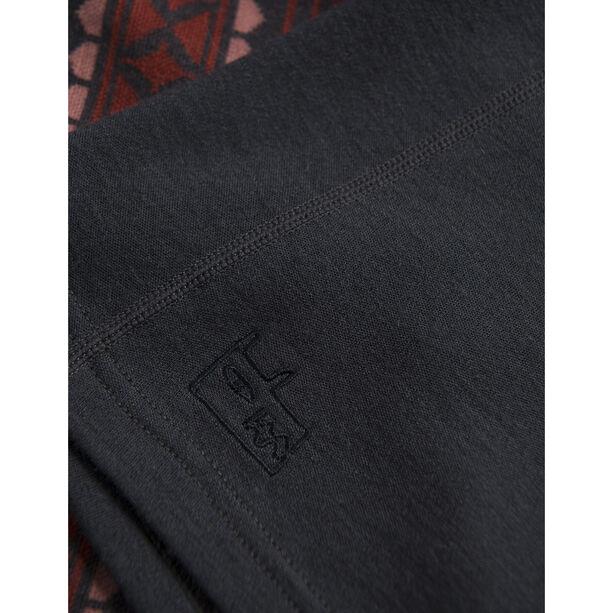 Varg Blanktjärn Woll-Jersey Damen ink blue/dalarna