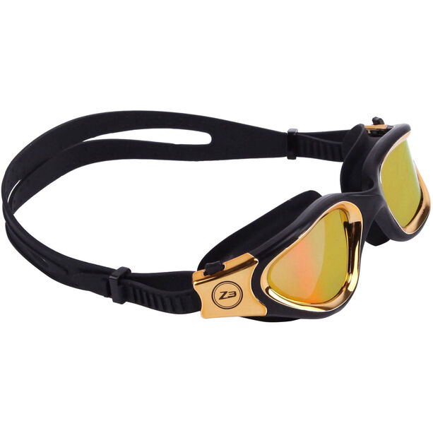 Zone3 Vapour Schwimmbrille Polarized black/gold
