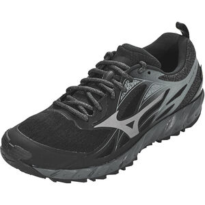 Mizuno Wave Ibuki GTX Running Shoes Herren black/metallic shadow/dark shadow black/metallic shadow/dark shadow