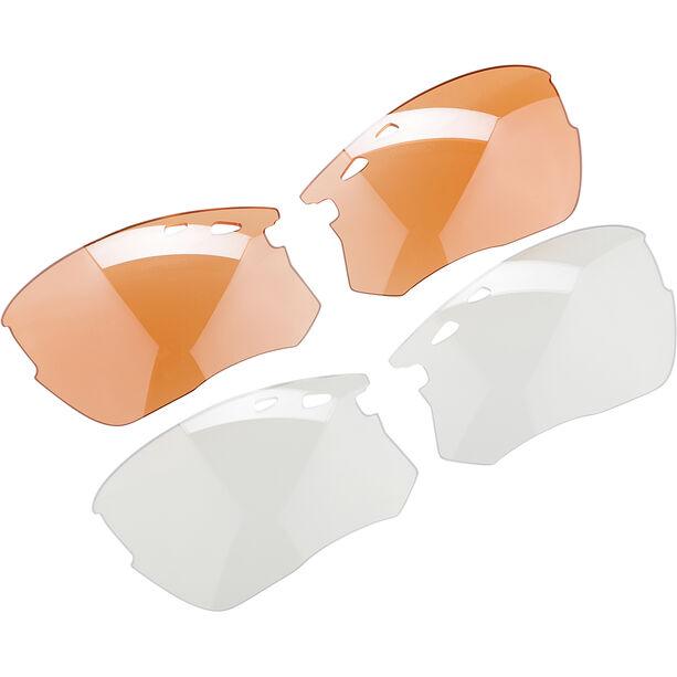 UVEX sportstyle 109 Brille black mat silver/litemirror silver
