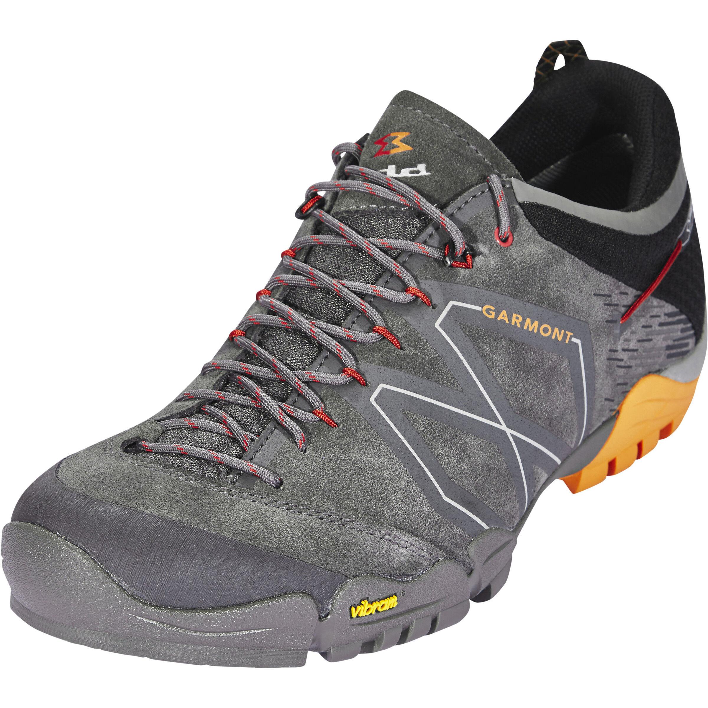 Garmont Sticky Stone GTX Shoes Herren dark greyorange