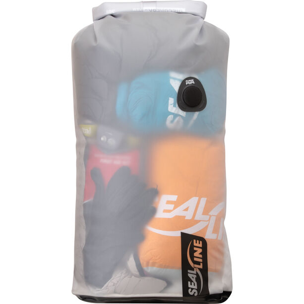 SealLine Discovery View Dry Bag 30l black