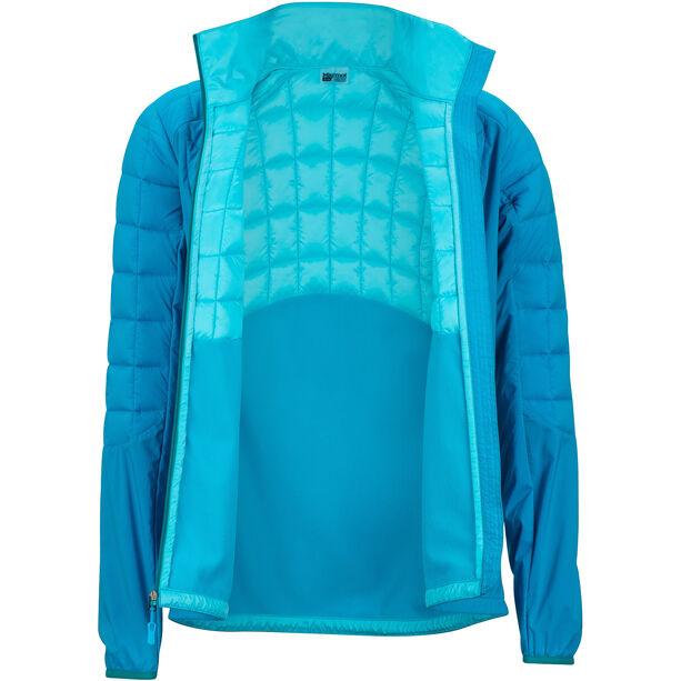 Marmot Featherless Hybrid Jacket Damen oceanic