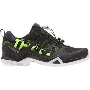 adidas TERREX Swift R2 Wanderschuhe Herren core black/core black/signal green core black/core black/signal green