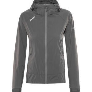 Bergans Microlight Jacket Damen graphite graphite