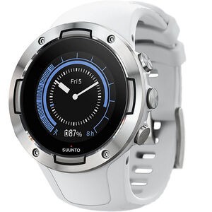 Suunto Suunto 5 Multisport GPS Watch white white
