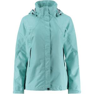 Kaikkialla Vanna 2 Layer Jacket Damen light blue light blue