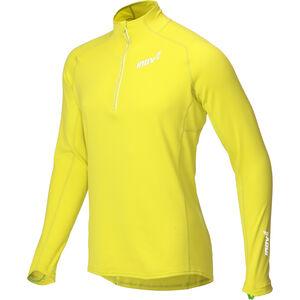 inov-8 Technical Mid Langarm Half-Zip Shirt Herren yellow yellow
