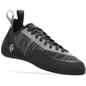 Black Diamond Momentum Lace Climbing Shoes Herren ash ash