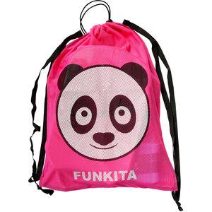 Funkita Mesh Gear Bag aqua panda aqua panda