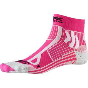 X-Socks Trail Run Energy Socks Damen pink pink