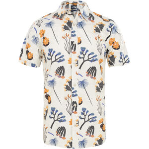 The North Face Baytrail SS Shirt Herren citrine yellow joshua tree print citrine yellow joshua tree print