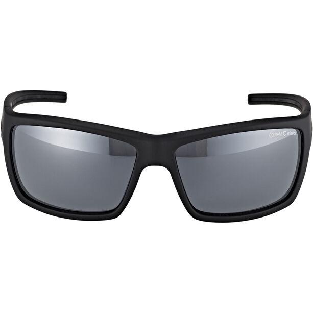 Alpina Slay Brille black matt