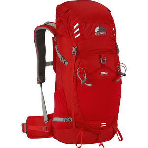Vango F10 GR 35:40 Backpack chilli red chilli red