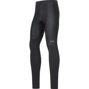 GORE WEAR R3 Partial Gore Windstopper Tights Herren black black