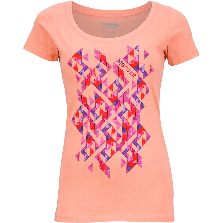 Marmot M/ädchen Post Time Tee Ss T-Shirt