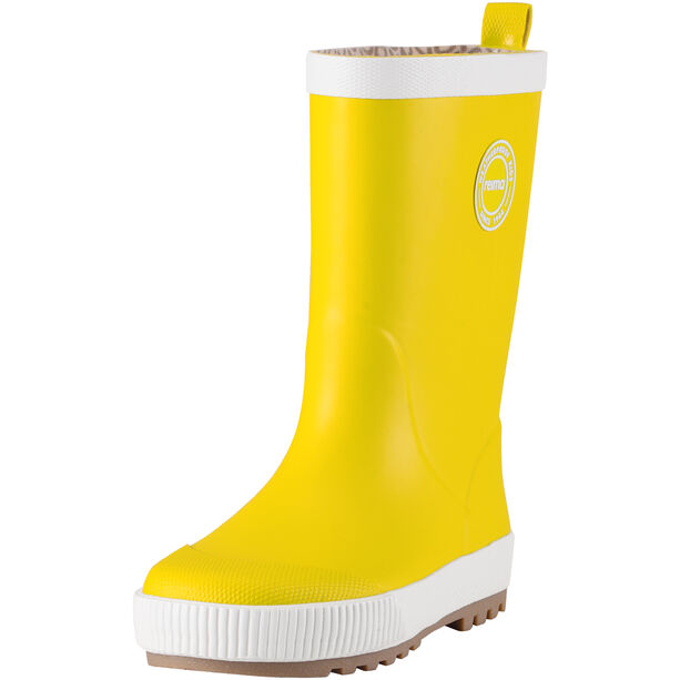 Reima Taika Rubber Boots Kinder yellow