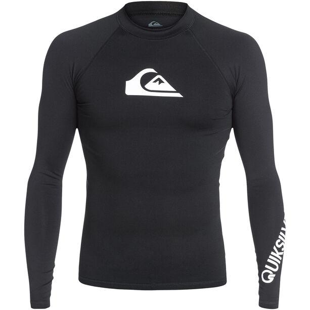 Quiksilver All Time LS Shirt Herren black