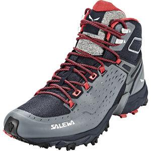 SALEWA Alpenrose Ultra Mid GTX Shoes Damen night black/mineral red night black/mineral red