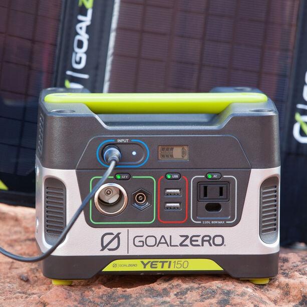 Goal Zero Yeti 150 Portable Power Station silver/black