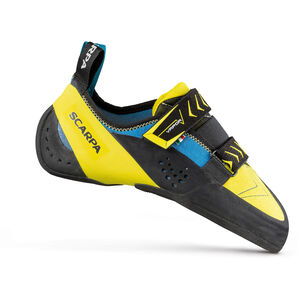 Scarpa Vapor V Climbing Shoes Herren ocean/yellow ocean/yellow