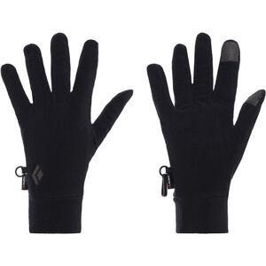 Black Diamond LightWeight Fleece Gloves black black