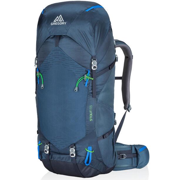 Gregory Stout 65 Backpack Herren navy blue