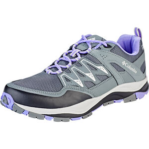 Columbia Wayfinder Outdry Shoes Damen graphite/fairy graphite/fairy