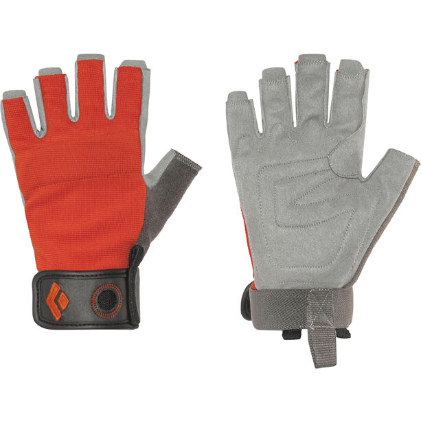 Black Diamond Crag Half-Finger Gloves octane