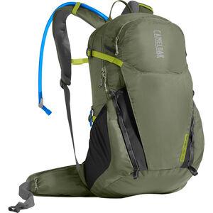 CamelBak Rim Runner 22 Trinkrucksack 19,5l+2,5l lichen green/dark citron lichen green/dark citron