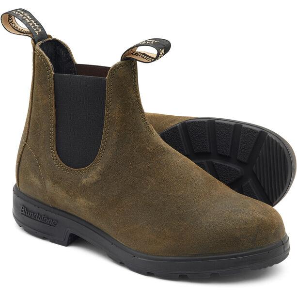 Blundstone 1615 Schuhe dark olive