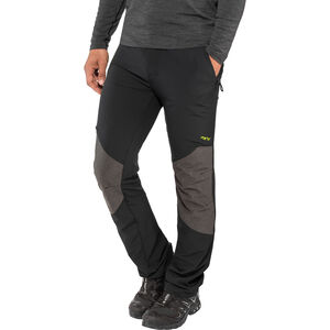Meru Orewa Technical Stretch Pants Herren caviar caviar