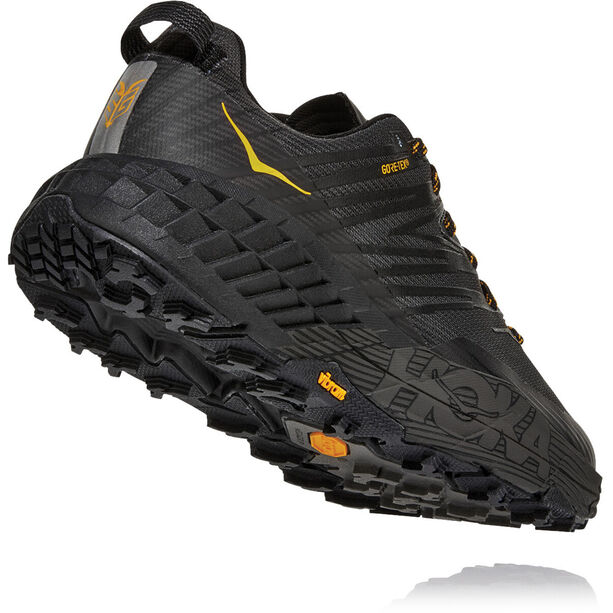 Hoka One One Speedgoat 4 GTX Schuhe Herren anthracite/dark gull grey