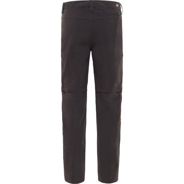 The North Face Exploration Convertible Pants Long Herren asphalt grey