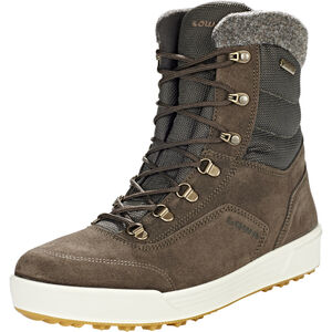 Lowa Kazan II GTX Mid-Cut Stiefel Herren darkbrown darkbrown
