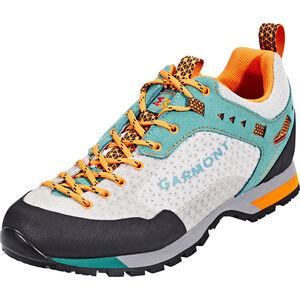 Garmont Dragontail N.Air.G Shoes Damen light grey/teal green light grey/teal green