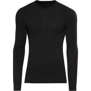Woolpower 200 Crewneck black black