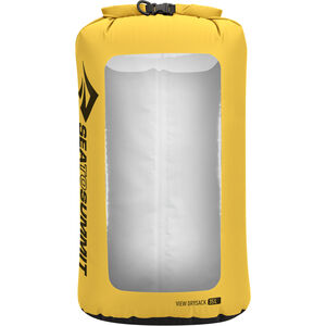 Sea to Summit View Dry Sack 35l yellow yellow
