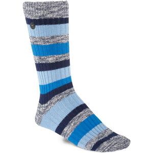 Birkenstock Cotton Slub Stripes Socken Herren jeans melange jeans melange