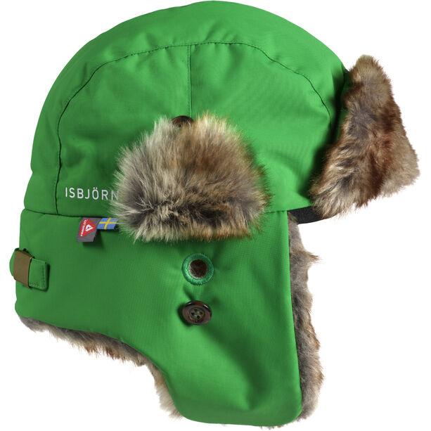 Isbjörn Squirrel Winter Cap Kinder apple