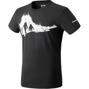 Dynafit Graphic Cotton SS Tee Herren black out/ascent black out/ascent