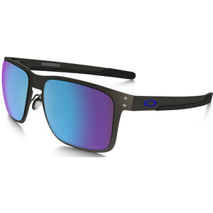 Oakley Holbrook Metal Brille matte gunmetal/prizm sapphire polarized matte gunmetal/prizm sapphire polarized