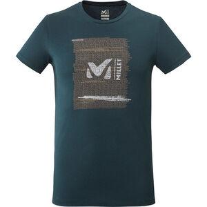 Millet Rise Up SS T-Shirt Herren orion blue orion blue