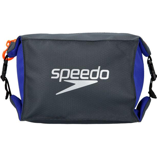 speedo Pool Side Bag 5l oxid grey/ultramarine