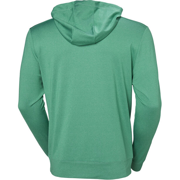 Helly Hansen Hyggen Light Hoodie Herren pepper green