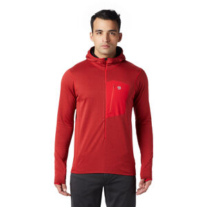 Mountain Hardwear Type 2 Fun 3/4 Zip Hoody Herren racer racer
