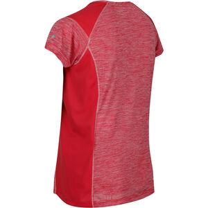 Regatta Breakbar V T-Shirt Damen red sky red sky
