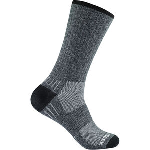 Wrightsock Adventure Crew Socks black