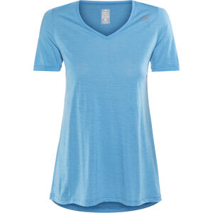 Aclima LightWool Loose Fit T-Shirt Damen blithe blithe