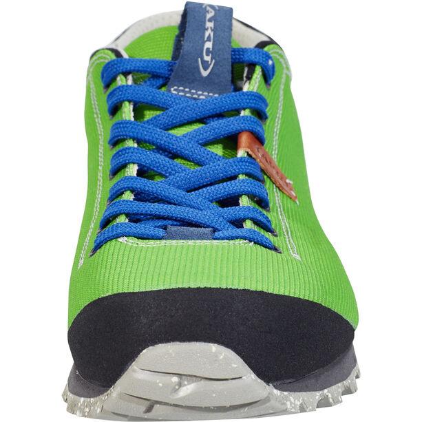 AKU Bellamont Air Shoes green/blue
